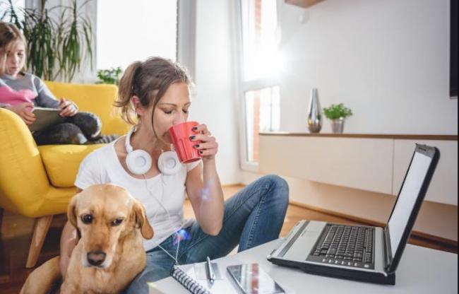 How to work from home just like you're in the office